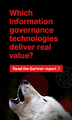 Which infogov technologies deliver real value? Read the Gartner report