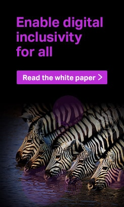 Enable digital inclusivity for all, read the white paper